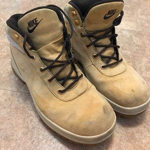 Nike Boots Mens Mandara Antique 333667 721 Size 10